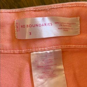 No Boundaries Shorts - No Boundries Shorts